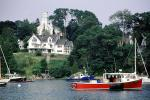Redhull Lobster Boat, Rockport, Home, Mansion, Harbor
