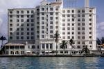 Floridian Hotel, building Mansion, waterside, Miami Beach Florida, 1950s, COFV01P02_11