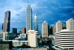 Cityscape, Skyline, Buildings, Skyscraper, Downtown Atlanta, COGV01P04_01