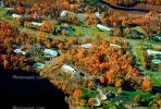 Franklin Lakes, Fall Colors, Autumn, Forest, Woodlands, Bucolic, Homes, Houses, 1950's, COJV01P02_01.1737