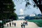 United States Capitol, Path, Walkway, CONV01P09_11