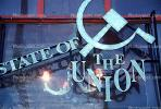 State of the Union, Hammer and Sickle, Communism, CONV02P14_02