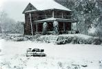 Snowy, Winter, Wintry, home, house, single family dwelling unit, residence