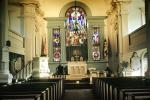 Church, Altar, Christ Church, 1953, 1950's