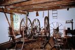 Spinning Wheel, Textile, machine, loom, COVV01P03_03.1739
