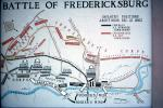 Battle of Fredericksburg, Infantry Positions, Civil War, 13 December 1862