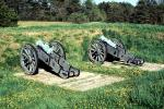 Civil War, Cannons, Yorktown, Artillery, gun