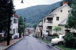 Homes, houses, building, Harpers Ferry, Car, Automobile, Vehicle, COWV01P03_19
