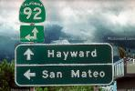 California State Highway-92, Hayward, San Mateo, CSBV06P04_08.1740