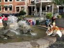 Fountain, Ghirardelli Square