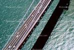 bridge detail, August 26, 1981, San Francisco Oakland Bay Bridge, 1980s, CSFV02P04_12B