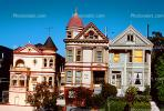 Victorians at Alamo Square, CSFV03P06_16.1742