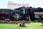 Ghirardelli Sign