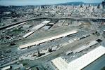 Mission Bay site, Interstate Highway I-280, SOMA, Third Street, buildings, March 3 1989, 1980's, CSFV08P15_08