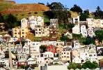 Homes on a Hill, Houses, Residence, Buildings, Twin Peaks, CSFV13P06_19