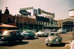 Cars, Vehicles, Automobiles, Aliotos, Fisherman's Grotto, Volkswagen, Ford, Chevy, 1950's