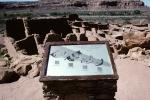 Map of Pueblo Bonito, Chaco Culture National Historical Park, CSMV01P04_15
