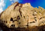 Cliff Dwelling Unit, Cliff Dwellings, Cliff-hanging Architecture, Ruin, CSMV01P07_07.1743