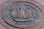 Great Seal of the State of New Mexico, Medallion, Four Corners Monument, Round, Circular, Circle