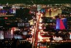 The Strip, Neon Signs, Cityscape, Skyline, buildings, Nighttime, Night, CSNV03P10_08