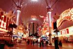 Fremont Street Experience, Canopy, FSE, Downtown Las Vegas