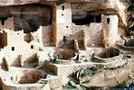 Cliff Palace, Dwellings, Cliff Dwellings, Cliff-hanging Architecture, CSOV01P09_14