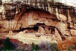 Cliff Palace, Dwellings, Cliff Dwellings, Cliff-hanging Architecture, CSOV01P11_04