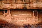 Cliff Palace, Dwellings, Cliff Dwellings, Cliff-hanging Architecture, CSOV01P11_05.1744