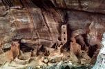 Cliff Palace, Cliff Dwellings, Cliff-hanging Architecture, buildings, ruin, CSOV02P10_19B