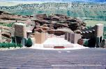 Amphitheater, outdoor, outside, Red Rocks, Morrison, 1960's