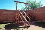 Hangman, Gallows, Stairs, Steps, Staircase, Noose, Bisbee
