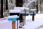 mailbox, Snow, Cold, Ice, Chill, Chilly, Chilled, Cool, Frigid, Frosty, Frozen, Icy, Nippy, Snowy, Winter, Wintry, Exterior, Outdoors, Outside
