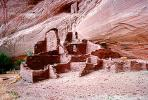 Cliff Dwellings, Canyon de Chelly, National Monument, Cliff-hanging Architecture, ruins, CSZV01P14_03.1745