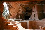 Cliff Dwellings, Canyon de Chelly, National Monument, Cliff-hanging Architecture, ruins, CSZV01P14_12.1745