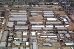 Warehouses, Business, texture, suburban, urban, sprawl, Building