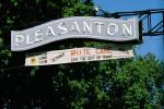 Landmark Arch, Downtown Pleasanton, CTVV01P10_05.1746