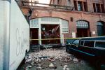 Fallen Bricks, south of Market, SOMA, Loma Prieta Earthquake (1989), 1980s, DAEV01P06_11