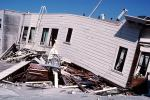 Collapsed Home, Marina district, Loma Prieta Earthquake (1989), 1980s, DAEV01P11_05