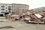Fillmore Street, Marina district, Loma Prieta Earthquake (1989), 1980s, DAEV02P07_10