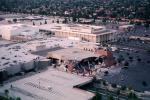 Shopping Center, Department Store, mall, Building Collapse, Northridge Earthquake Jan 1994