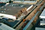 Levitz Store, Shopping Center, Warehouse, Northridge Earthquake Jan 1994, mall, Building Collapse