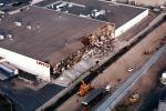 Levitz Store, Shopping Center, Building Collapse, Warehouse, Northridge Earthquake Jan 1994, mall