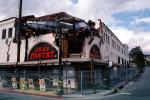Ara's Bakery, Northridge Earthquake Jan 1994, Building Collapse, DAEV03P13_15