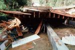 Northridge Earthquake Jan 1994, Building Collapse, DAEV03P13_18