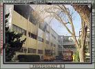 Firetruck, Apartment Building Fire, Northridge Earthquake Jan 1994, DAEV03P15_14