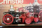 Christie American Steam Fire Engine, Steam Powered Pumper, model
