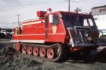 Tracked Vehicle, Flextrac Nodwell, Airport Safety Vehicle, Alaska, DAFV01P01_04