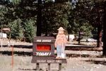 Smokey the Bear, Very High Fire Danger