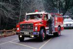 International Fire Engine 1585, Muir Woods, Marin County, California, DAFV06P14_17