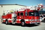Half Moon Bay Fire Protection District, Hook and Ladder, Fire Truck, DAFV08P02_06